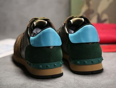 Sneaker Valentino Camouflage Rockrunner - GVimport