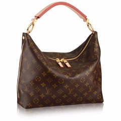 Bolsa Louis Vuitton SULLY PM - Monogram