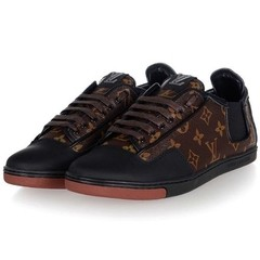 Tênis Louis Vuitton Monogram