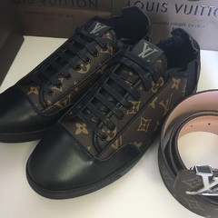Tênis Louis Vuitton Monogram - GVimport