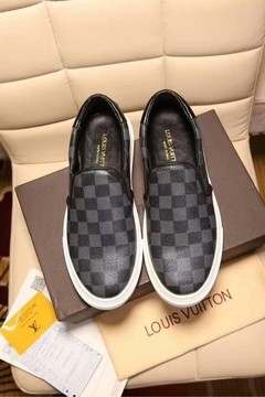 Tênis Louis Vuitton Slip-on Trocadero 1A2C5E na internet