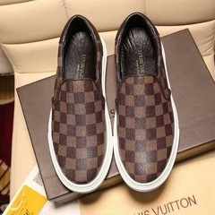 Tênis Louis Vuitton Slip-on Trocadero 1A2C5E