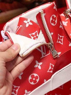 Imagem do Sneaker Louis Vuitton Supreme - MD0033