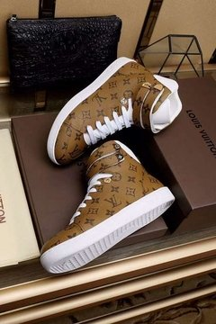 Sneaker Boot Louis Vuitton - MD0036 na internet