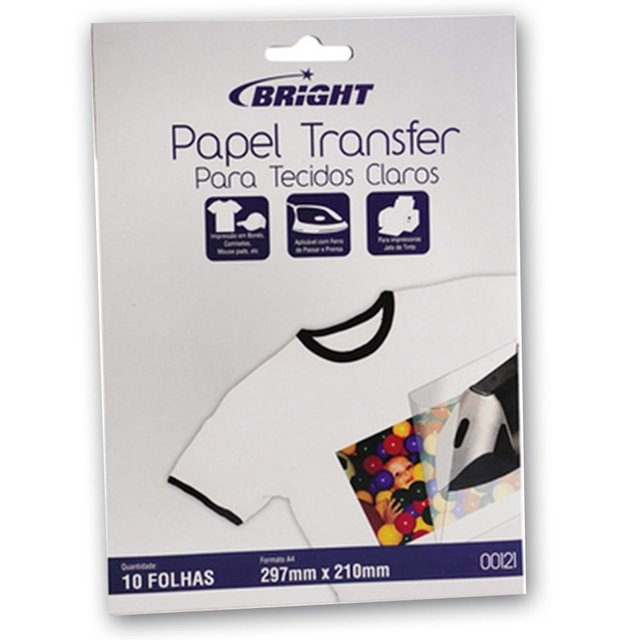 Transfer ink jet removido a frio Light - comprar online