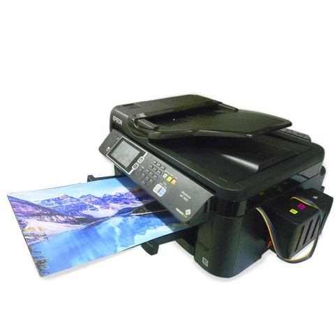 Epson WorkForce 7610 Pigmentada