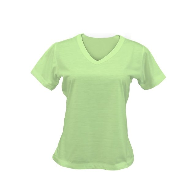 Camiseta Feminina - Baby Look colorida - EML Digital