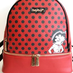 "MOCHILA ""80929B RED"" en internet"