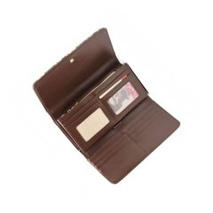 Imagen de BILLETERA FJ927 (Black & Brown)
