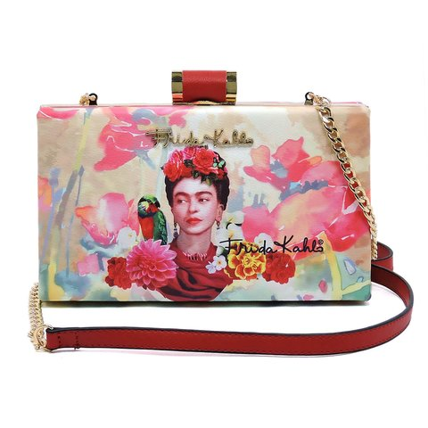 FRIDA KAHLO CLUTCH FK101