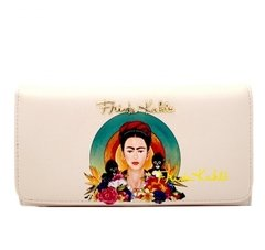 FRIDA KAHLO BILLETERA FKR927