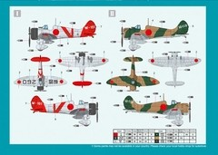 Mitsubishi A5M2 Easy Assembly Hobbyboss 1/72