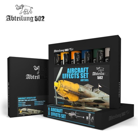 Aircraft Effects Set Abteilung502 - PRÉ-VENDA