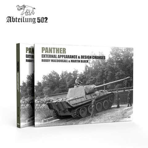 Panther External Appearance and Design Changes Abteilung502