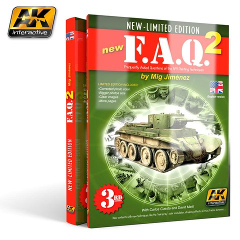 FAQ Volume 2 AK Interactive - Pré-venda