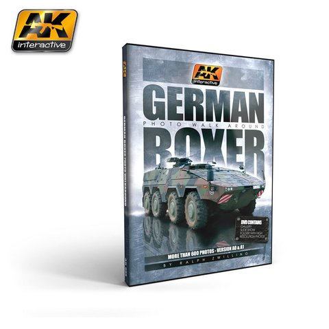 DVD Boxer Photo Walkaround AK Interactive