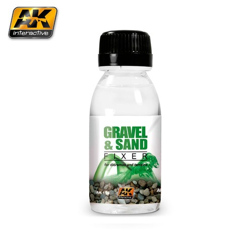 Gravel and Sand Fixer AK Interactive - PRÉ VENDA