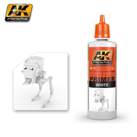 Primer White 60ml AK Interactive