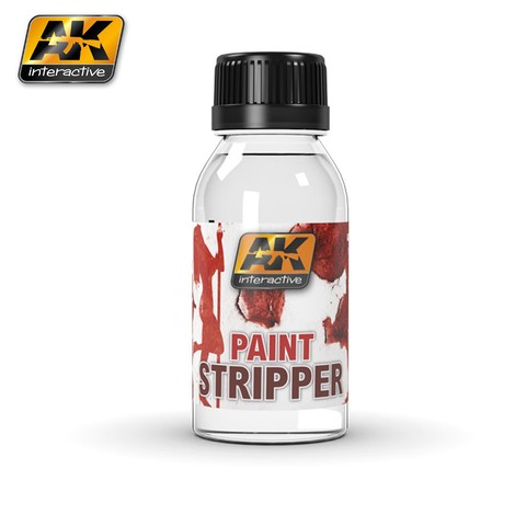 Paint Stripper AK Interactive - Pré-venda