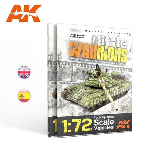 Little Warriors Vol.1 AK Interactive - PRÉ-VENDA