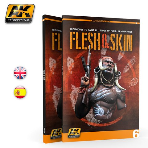 Flesh & Skin AK Interactive