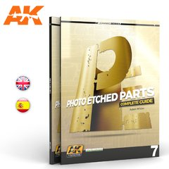 Photo-etched Complete Guide Inglês AK Interactive