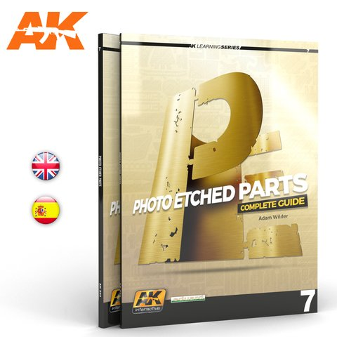 Photo-etched Complete Guide AK Interactive - Pré-venda