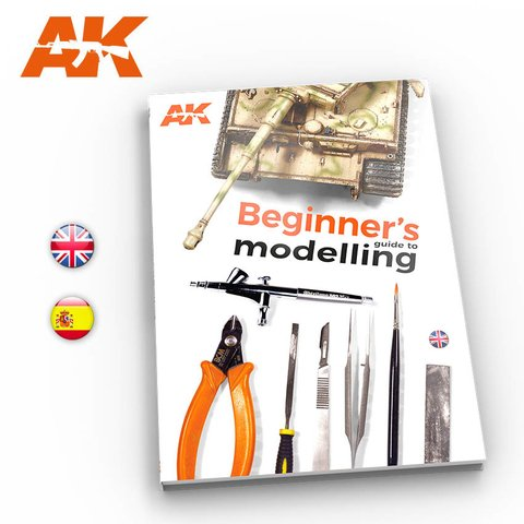 Beginner's Guide to Modeling Inglês AK Interactive
