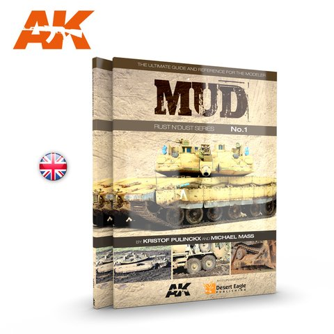 Rust'n dust Series Vol.1 Mud AK Interactive - PRÉ-VENDA