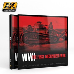 WWI The First Mechanized War AK Interactive - Pré-venda