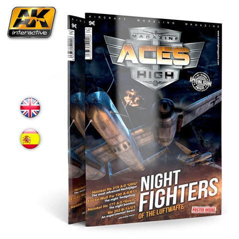 Aces High 1 AK Interactive - Pré-venda
