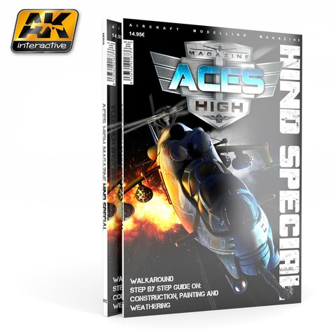 Aces High Hind Special AK Interactive