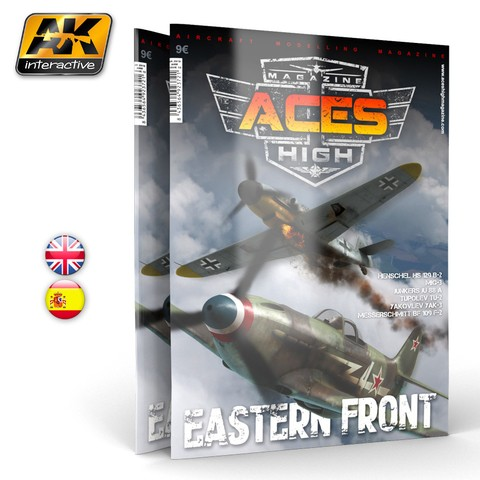Aces High 10 AK Interactive - Pré-venda