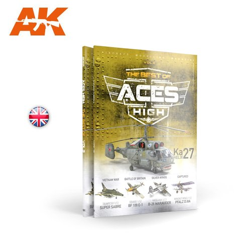 Revista The Best of Aces High Vol.2 AK Interactive - PRÉ-VENDA