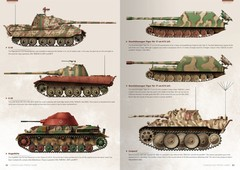 1945 German War Colors Camouflage Profile Guide AK Interactive - Pré-venda