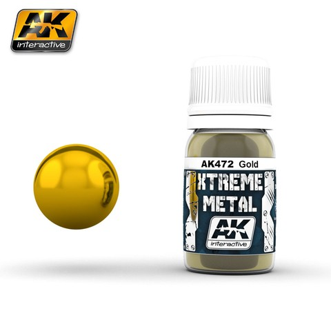 Gold Xtreme Metal AK interactive - PRÉ-VENDA