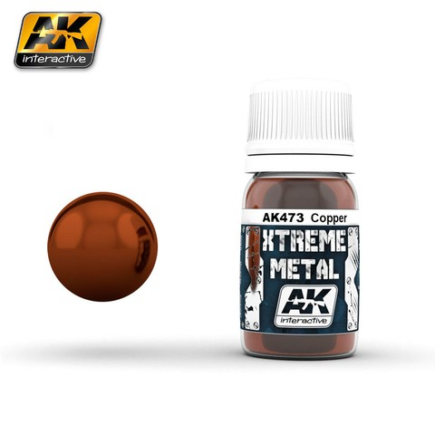 Copper Xtreme Metal AK Interactive - Pré-venda