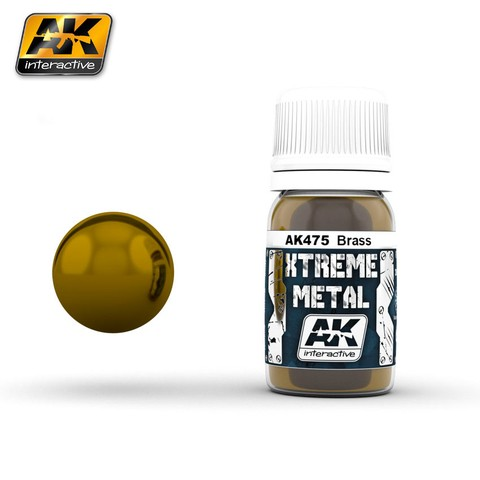 Brass Xtreme Metal AK Interactive