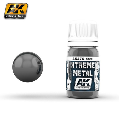Steel Xtreme Metal AK Interactive