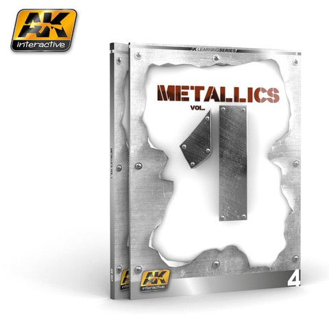Metallics Vol.1 AK Interactive
