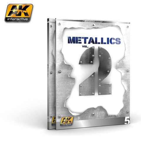 Metallics Vol.2 AK Interactive