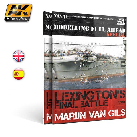 Modelling Full Ahead Special Inglês AK Interactive