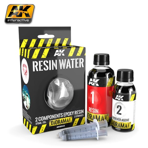 Resin Water AK Interactive - Pré-venda
