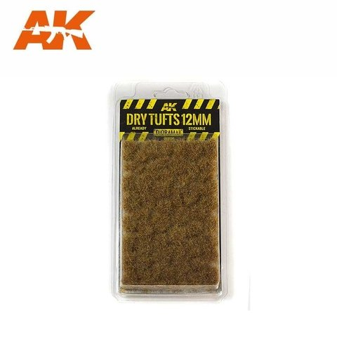 Dry Tufts 12mm AK Interactive - PRÉ-VENDA