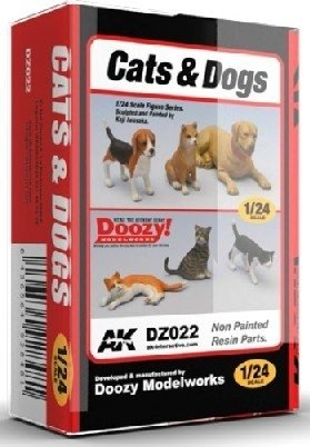 Cats and Dogs Doozy - PRÉ-VENDA