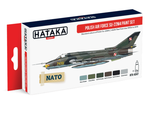 Polish Air Force Su-22M4 Hataka Hobby - Pré-venda