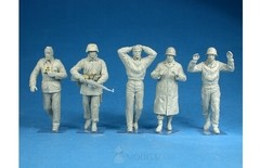 Battle of the Bulge Figure Set 1/35 Miniart