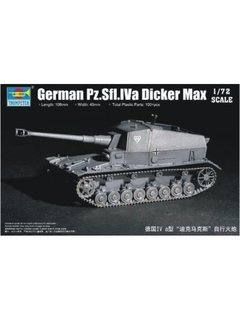 Dicker Max Trumpeter 1/72
