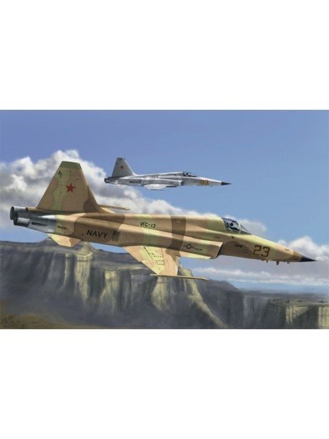 Northrop F-5E Tiger II Hobbyboss 1/72