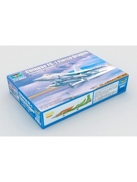 CAC/PAC JF-17/FC-1 Trumpeter 1/72